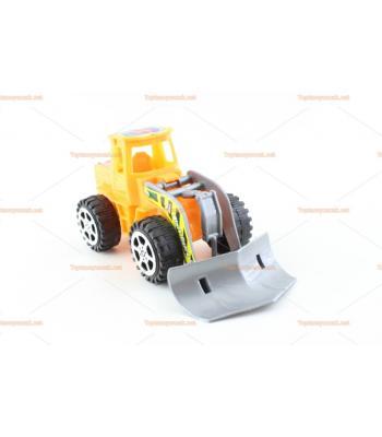 Promosyon oyuncak mini iş makinesi yol açma