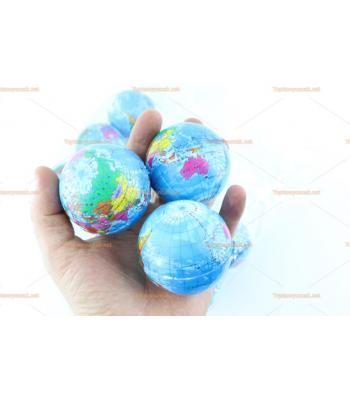 Dünya lı stres topu promosyon