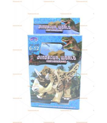 Toptan cep legosu dinozor serisi