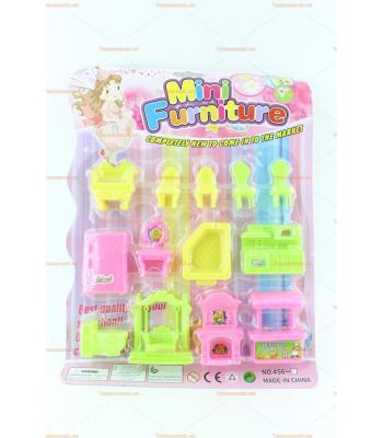 Toptan kapsamlı mobilya seti oyuncak