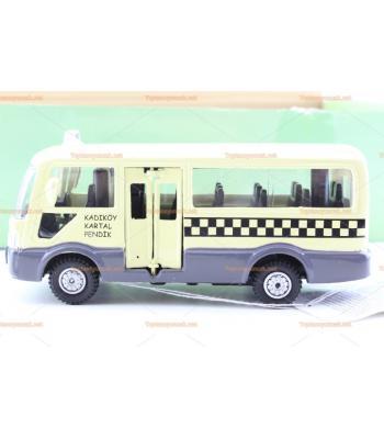 Toptan oyuncak minibüs çek bırak sesli