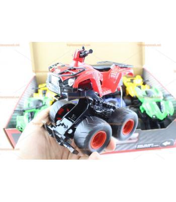 Toptan büyük boy açılan ATV oyuncak