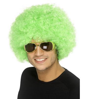 Yeşil bonus peruk