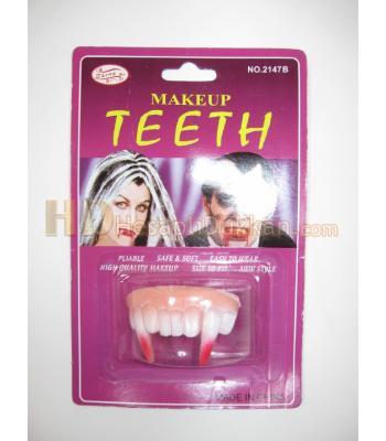 Şaka dişi vampir diş