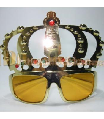 Parti gözlüklerinde ilk kral gözlük sarı renk