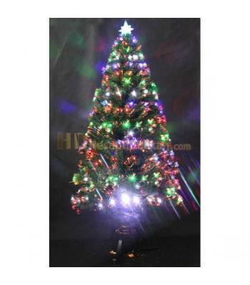 Işıklı yılbaşı ağacı 150 cm R269