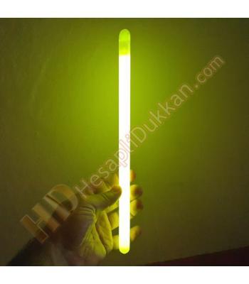 Glow çubuk kalın ışıklı partiler için