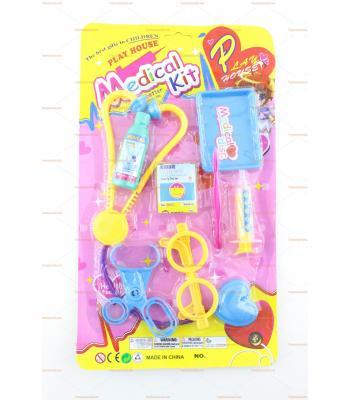 Toptan oyuncak doktor seti medikal kit