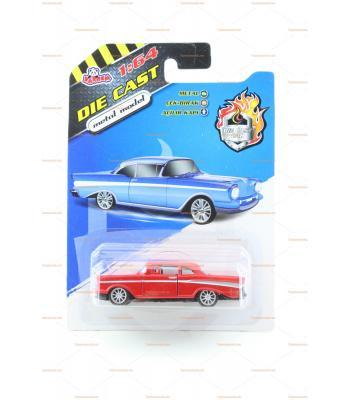Toptan metâl çek bırak model oyuncak araba TOY2485