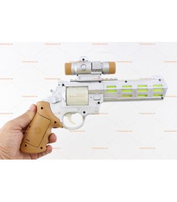 Toptan oyuncak tabanca sesli ışıklı pilli