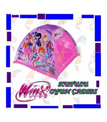 Winx Club kutulu oyun çadırı toptan