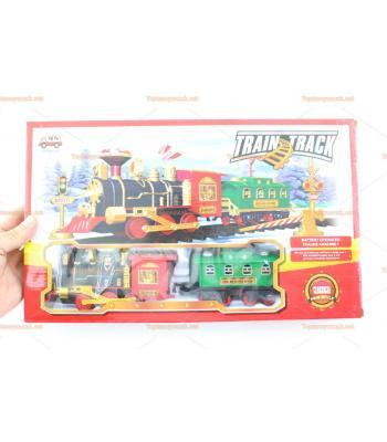 Toptan oyuncak tren seti büyük