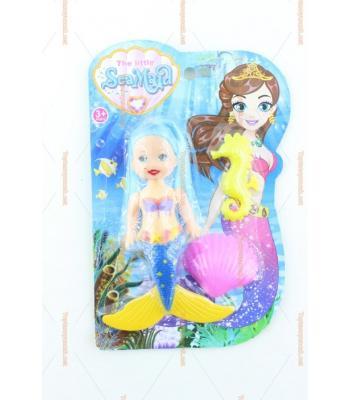 Toptan promosyon oyuncak mini deniz kızı