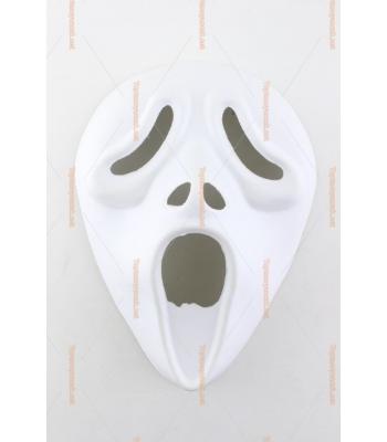 Toptan iş eğitim boyama maskesi çığlık figürü