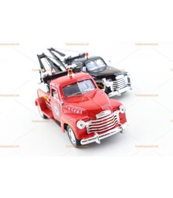 Toptan oyuncak çekici araba klasik model