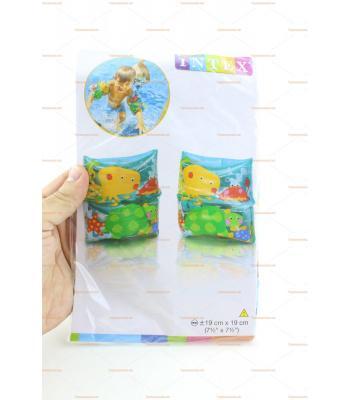 Toptan çocuk şişme kolluk 19 cm x 19 cm