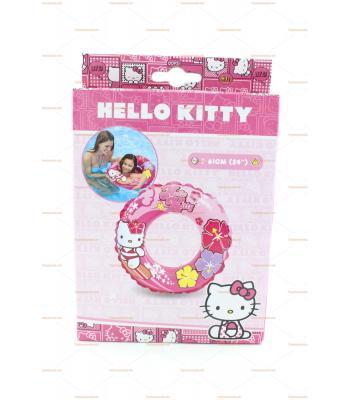 Hello Kitty lisanslı can simidi 61 cm