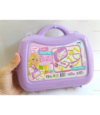 Barbie lisanslı doktor çantası