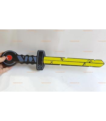 Promosyon oyuncak kostüm kılıç