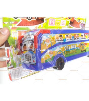 Toptan oyuncak otobüs plastik ucuz