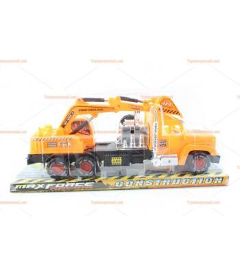 Toptan oyuncak dozerli kamyon