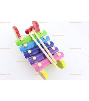 Toptan oyuncak ksilofon küçük boy hayvanlı