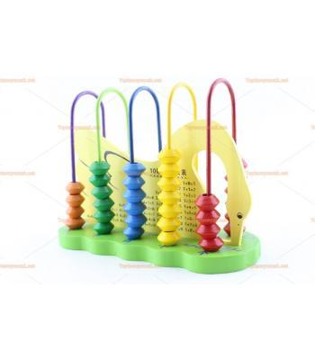 Toptan telli figürlü abaküs eğitici oyuncak