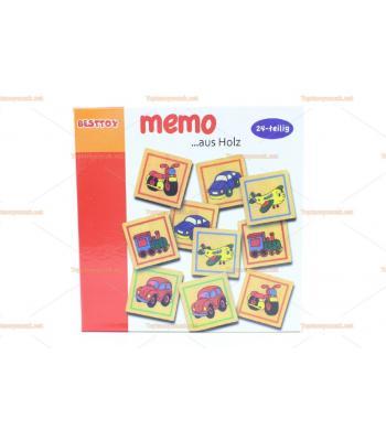 Toptan ahşap memory puzzle