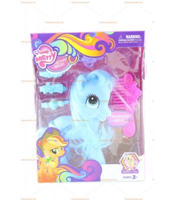 Toptan oyuncak aksesuarlı pony at