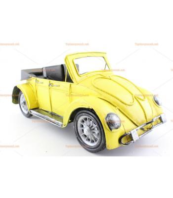 Toptan dekoratif hediyelik metal vosvos araba
