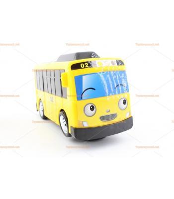 Toptan ışıklı oyuncak minibüs Tayo