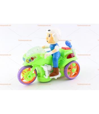 Toptan ışıklı oyuncak polis motosiklet