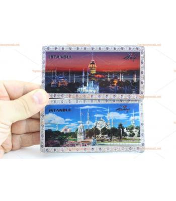Toptan tursitik hediyelik eşya magnet İstanbul