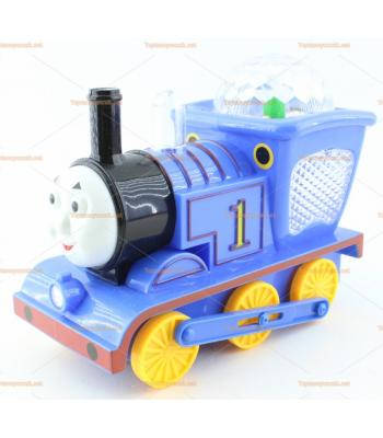 Toptan ışıklı oyuncak tomas tren büyük boy