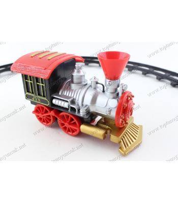Toptan oyuncak tren kutulu klasik model promosyon