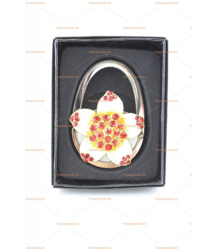 Toptan çanta askısı çiçekli en ucuz hediyelik eşya