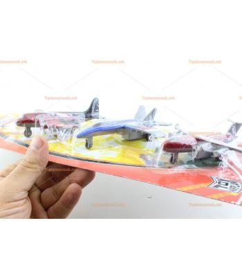 Toptan oyuncak üçlü uçak seti kartlı ürün