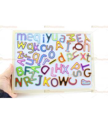 Toptan eğitici oyuncak magnet alfabe yazı tahtası ucuz fiyatlar