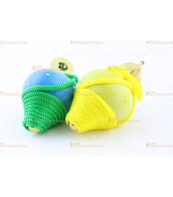 Toptan promosyon oyuncak plastik klasik topaç
