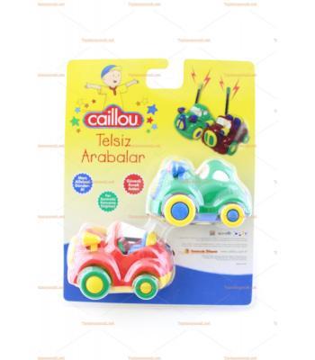 Toptan oyuncak telsiz calliou araba şeklinde