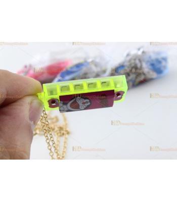 Promosyon oyuncak minik kolye mızıka