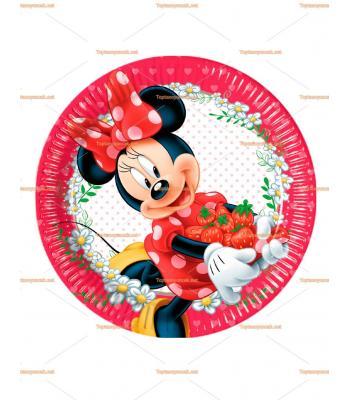 Minnie mouse parti tabak toptan