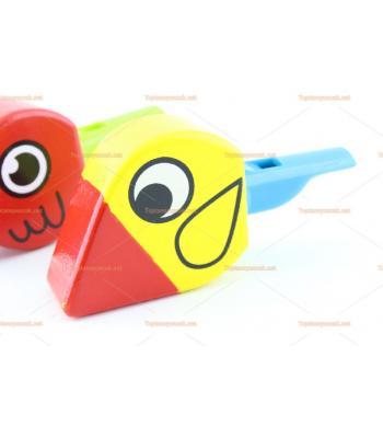 Promosyon eğitici ahşap oyuncak düdük fiyatları