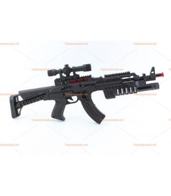 Toptan oyuncak pilli ışıklı tüfek en ucuz fiyat