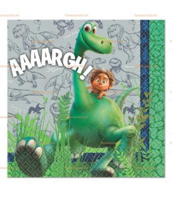 İyi dinozor parti peçete toptan
