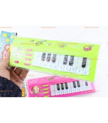 Toptan ucuz piyano oyuncak satışı renkli hareketli