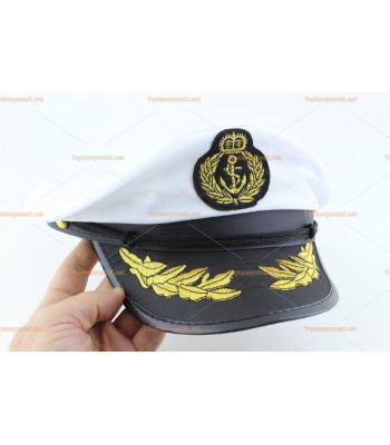 Toptan parti şapkaları kaptan şapkası