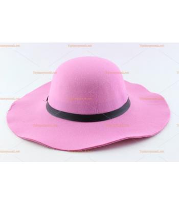 Toptan parti şapkaları büyük pembe