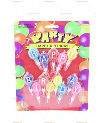 Toptan doğum günü mumu TOY2615