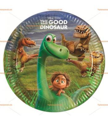 İyi dinozor parti tabak toptan